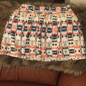 Fully lined skirt from old navy